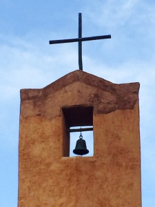 Chapel steeple, Monastery of Christ in the Desert